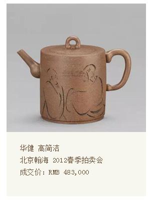 华健高简洁北京翰海2012春季拍卖会